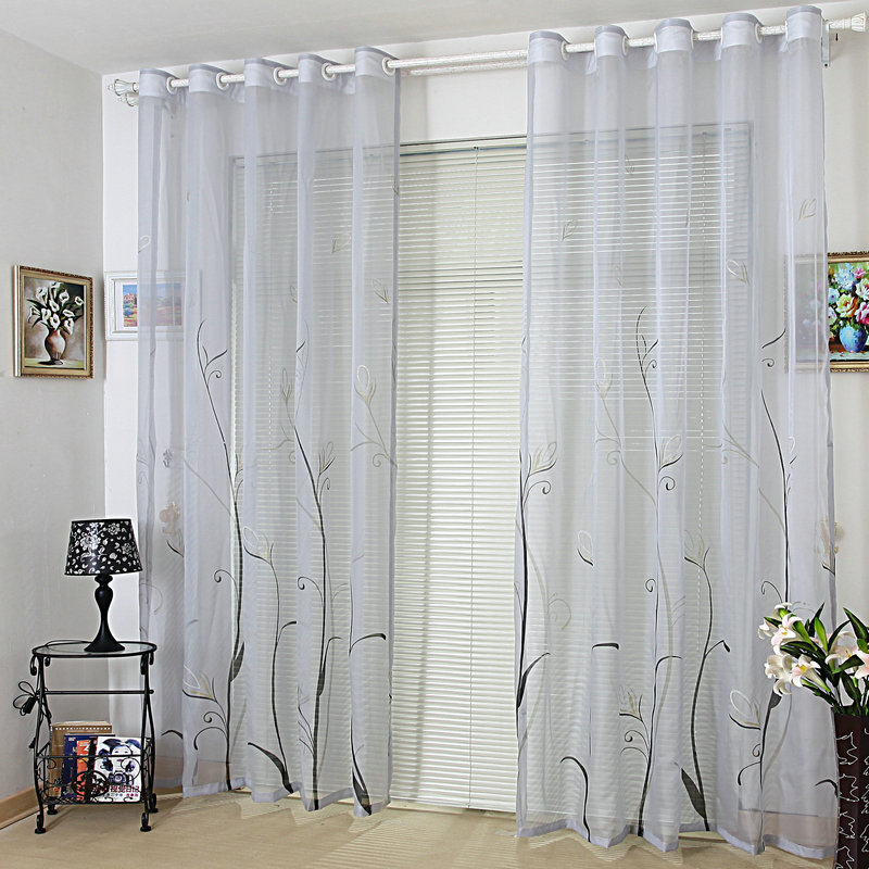 14 cool living room curtains ideas you should try this for Curtain design for living room