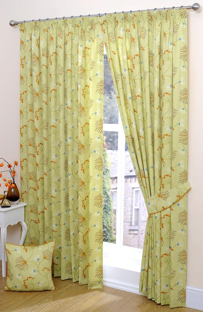 Living Room Curtains Ideas Yellow Curtains